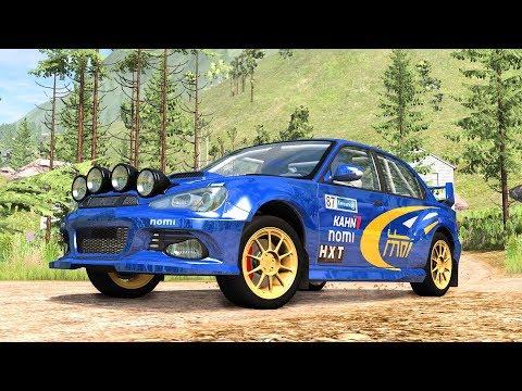 Rally Crashes &