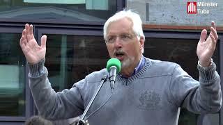 Gegen Krieg & Aufrüstung! - Öffentliche Kriegsdienstverweigerung von Reiner Jenkel (DIE LINKE)