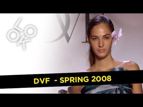 Fashion Flashback: DVF Spring 2008