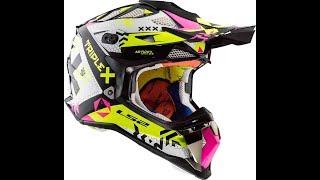 Распаковка шлема LS2 MX 470: недорогой аналог Airoh Aviator