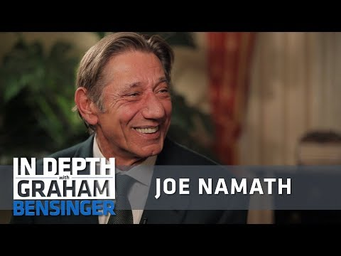 Joe Namath: Colleges offered me illegal money