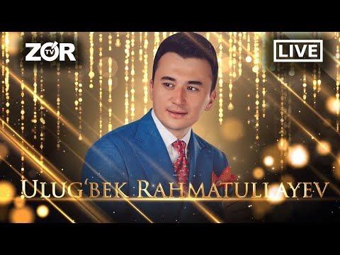 Ulug'bek Rahmatullayev (konsert dasturi 2020)