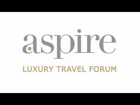 Travel Weekly Aspire Luxury Travel Forums 2015