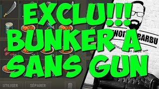 Video BUNKER A SANS GUN Last Day On  Earth FR download MP3, 3GP, MP4, WEBM, AVI, FLV Oktober 2017