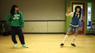 Me, Myself, and I -- Julie Zhan [Dance]