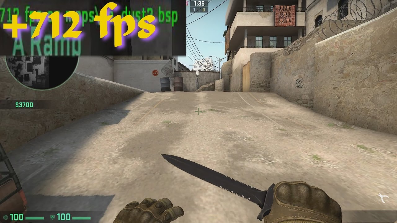 how to show fps ping in csgo