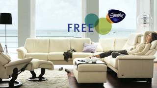 Fairhaven Furniture Stressless Leather Promotion