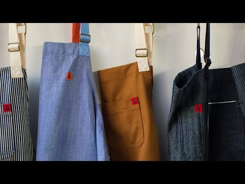 The Making of The Hundreds X Hedley & Bennett Apron