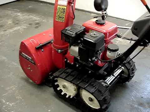 Honda hs928 snowblower craigslist