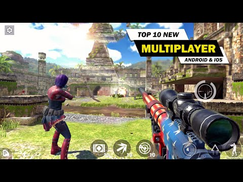 Top 10 New Multiplayer Games For Android & IOS 2019!