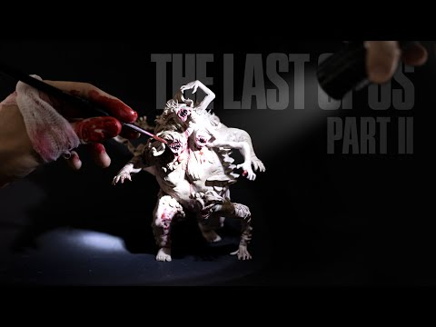 Making the RAT KING with Clay (The Last of Us Part 2)