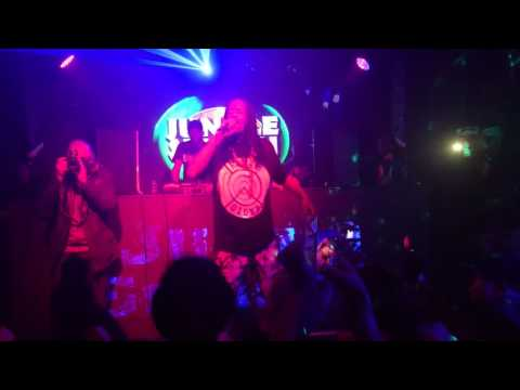 General Levy live PA feat Kenny Ken @Jungle Splash, Fire Nightclub, Vauxhall, 08/04/17