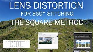 Litchi 360 Panorama Tutorial