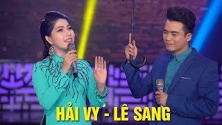 Lê Sang & Hải Vy - Mưa Qua Phố Vắng | Song ca Bolero Say Đắm Lòng Người MV HD