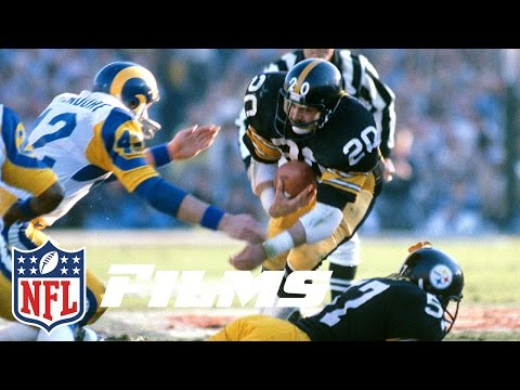 Rocky Bleier: Vietnam War to Super Bowl Champ | Timeline: Night of the Living Steelers | NFL Films
