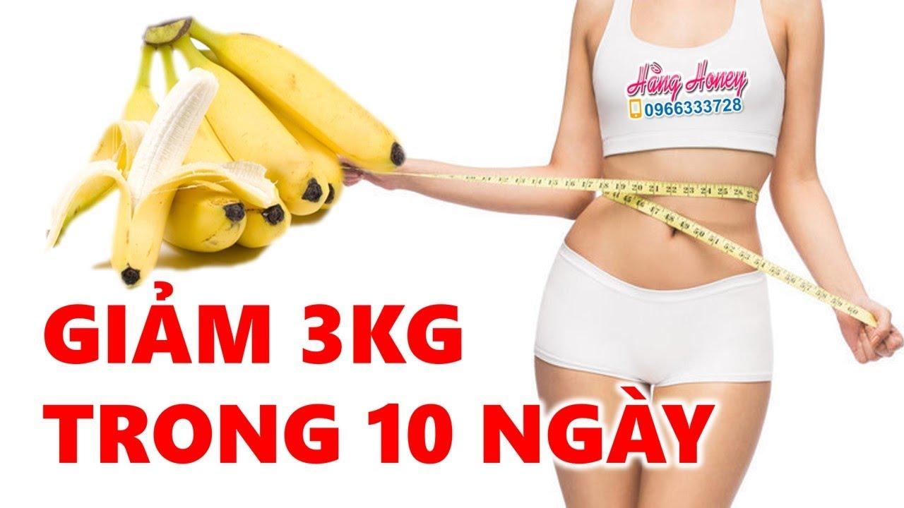 🌸 Giảm 3KG trong 10 ngày nếu Ăn Chuối vào 2 thời điểm này – HẰNG HONEY