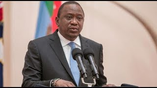 Uhuru calls for decency in politics: Dynasty, hustler talk won't get you to power
