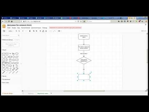 Как быстро нарисовать блок-схемы бизнес-процессов для технического задания CRM
