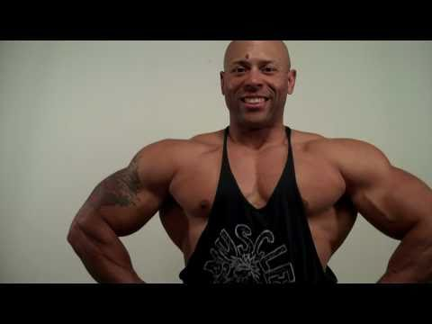 """Getting Big Naturally with """"Showtime"""" Carl Matthews Part 1"""