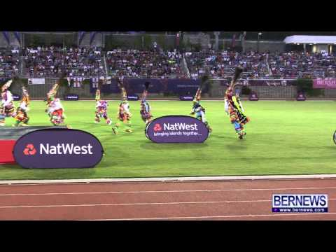Gombeys At NatWest Island Games, July 13 2013