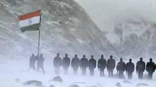 Jana Gana Mana -  A Salute to Indian Army