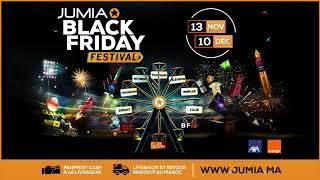 Spot Radio Jumia - Black Friday Festival 2017