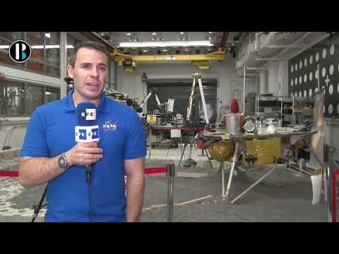 Insight, el módulo espacial que descifrará el interior profundo de Marte