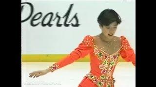 須田敦子 / Suda Atsuko / Суда Ацуко Japan Figure Skating Championsh...