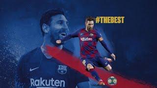 Lionel Messi - FIFA The Best 2019 Dribbling Skills  Goals