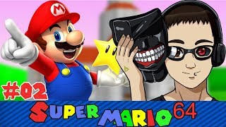 ♥HYPE!! 1ST TIME EVER!!!♥| Super Mario 64 (Project64)| Pt. 2
