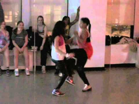 Janelle Cambridge Hip Hop Class.m4v