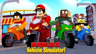 ROBLOX - THE ROBLOX BIKER GANG!!