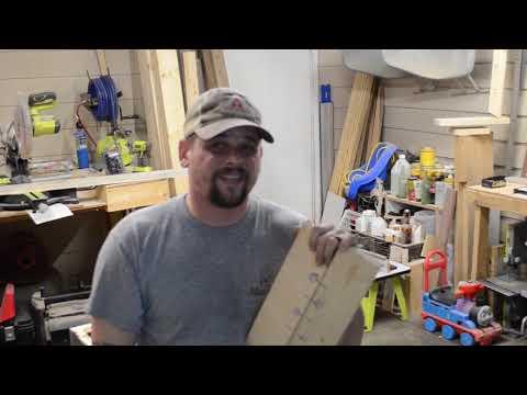 DIY Sawmill Kitchen Island and Drunken Shop Advice