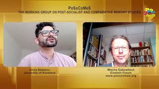 PoSoCoMeS interview #9: Gruia Bădescu, University of Konstanz