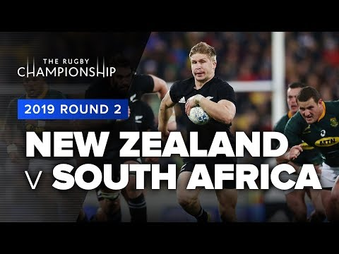 New Zealand v South Africa | 2019 TRC Rd 2 Highlights