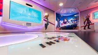 Disney Infinity At Sea On Dream Cruise Ship