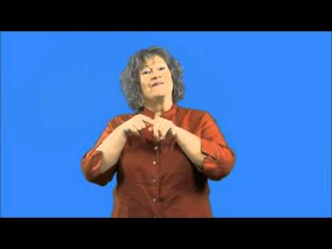 The Universal Declaration Of Human Rights - A British Sign Language Translation
