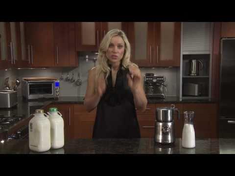 Breville – Tips & Tricks: The Milk Café BMF600XL