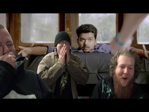 KATHTHI Girl Fight Scene Reaction And Discussion