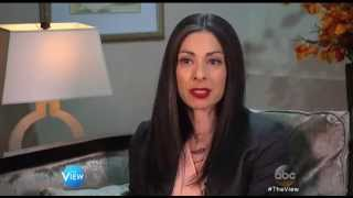 Stacy London Love, Lust or Run Makeover with Karen Dupiche on The View