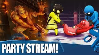 Duck Beasts Party Stream!