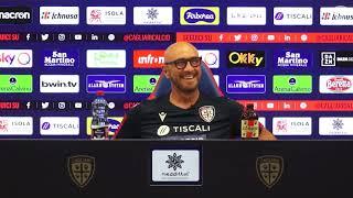 Fiorentina-Cagliari, la conferenza stampa pre-gara
