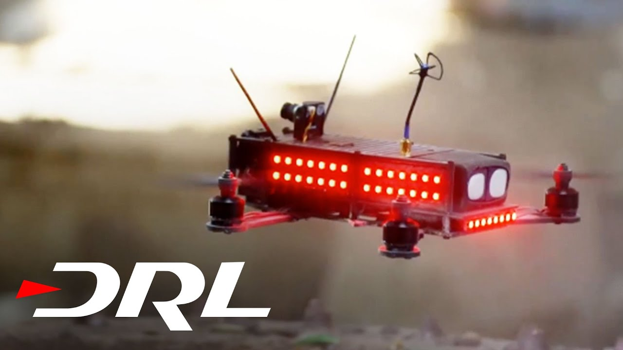 Image result for Drone Racing League