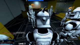 Gmod: StarwarsRP - Training trolling [ft.Kasprr]