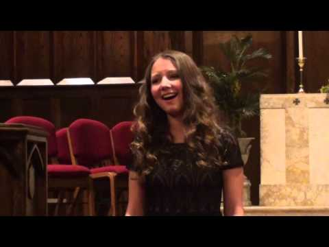 Shannon Johnson Hinsdale Central Fall Recital