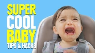 9 Super Cool Baby Tips And Hacks