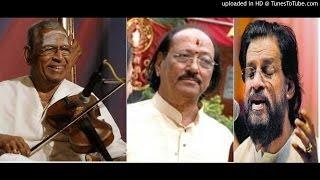 KJ Yesudas -Sindhu-Bhairavi-alapana
