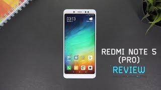 Xiaomi Redmi Note 5 (Pro) Review | Pakistan (Urdu/Hindi)