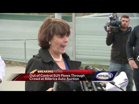 3 killed in crash at Mass. auto auction