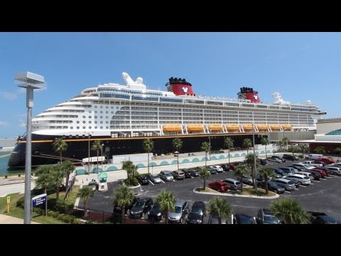 Doing Disney: Tips for arriving at Port Canaveral
